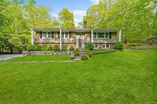 12 Upper Shad Road, Pound Ridge, NY 10576 (MLS #H6114798) :: Mark Boyland Real Estate Team