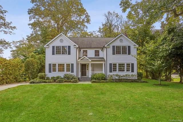 96 Garden Road, Scarsdale, NY 10583 (MLS #H6114979) :: Mark Seiden Real Estate Team
