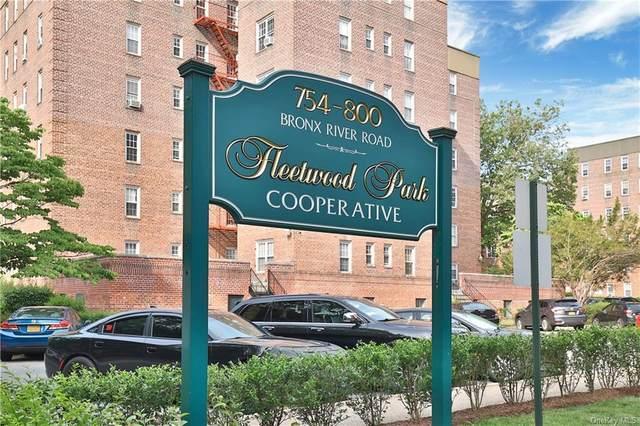766 Bronx River Road B66, Bronxville, NY 10708 (MLS #H6116746) :: Carollo Real Estate