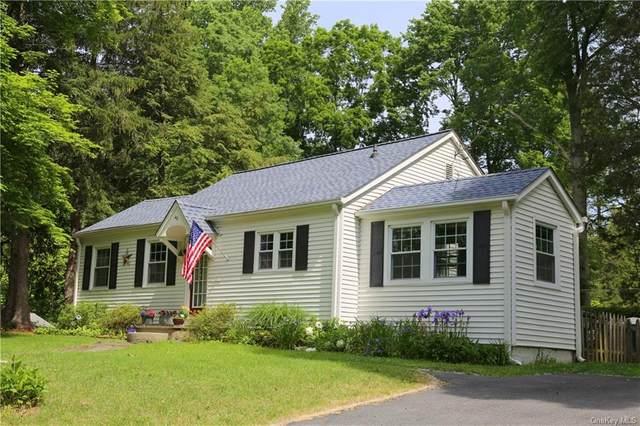 40 Dartmouth Road, Putnam Valley, NY 10579 (MLS #H6117215) :: Carollo Real Estate