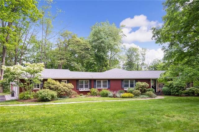 124 Horseshoe Hill Road, Pound Ridge, NY 10576 (MLS #H6120548) :: Carollo Real Estate