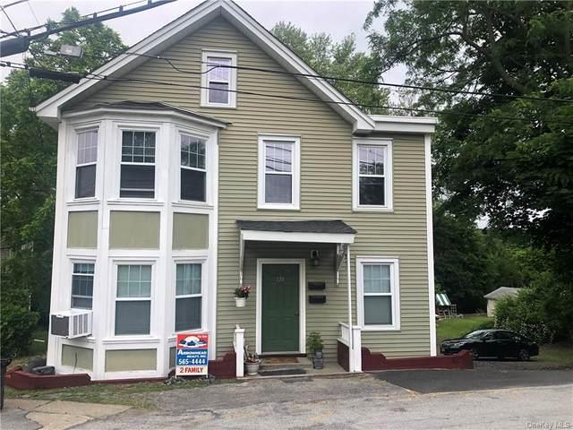 224 Willow Avenue, Cornwall, NY 12518 (MLS #H6121032) :: Corcoran Baer & McIntosh