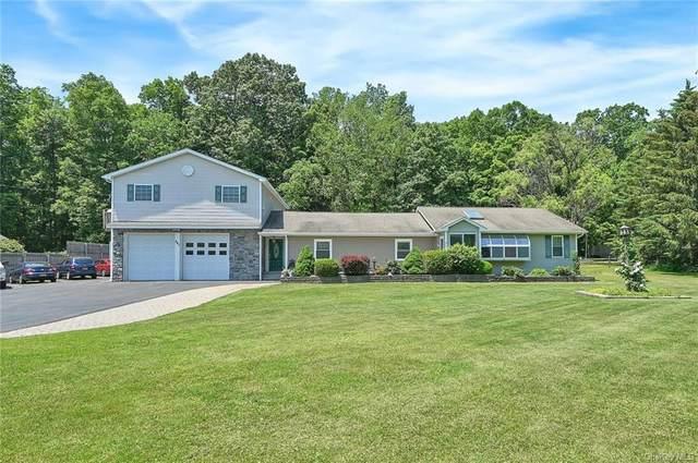 447 Forest Road, Wallkill, NY 12589 (MLS #H6121209) :: Carollo Real Estate