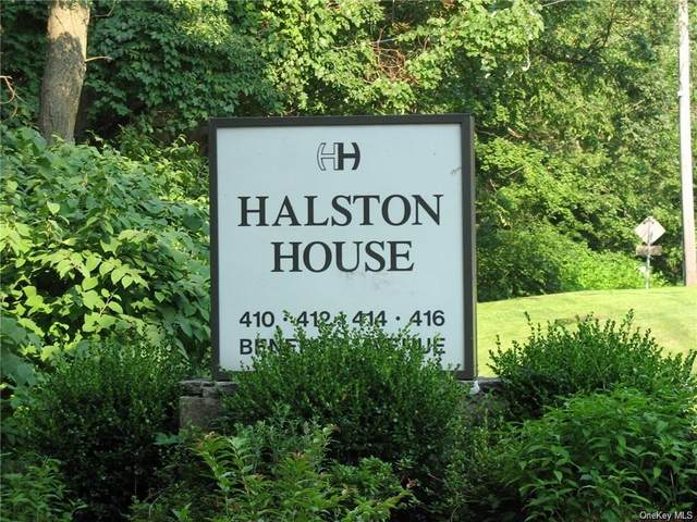 414 Benedict Avenue 3J, Tarrytown, NY 10591 (MLS #H6121320) :: Carollo Real Estate