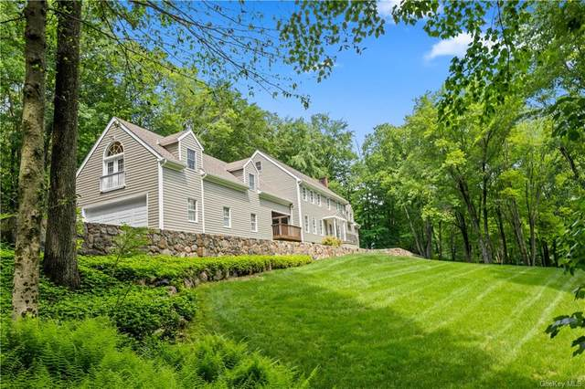 24 Indian Hill Road, Pound Ridge, NY 10576 (MLS #H6121512) :: Carollo Real Estate