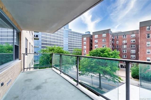 2500 Johnson Avenue 5J, Bronx, NY 10463 (MLS #H6121528) :: Carollo Real Estate