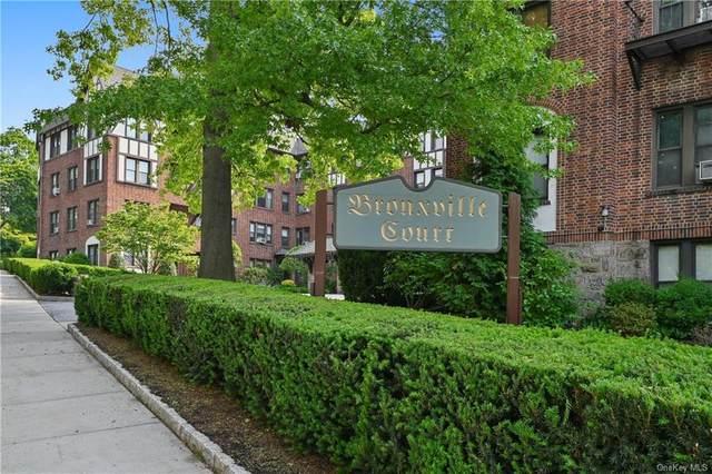 246 Bronxville Road H2, Bronxville, NY 10708 (MLS #H6122102) :: Shalini Schetty Team