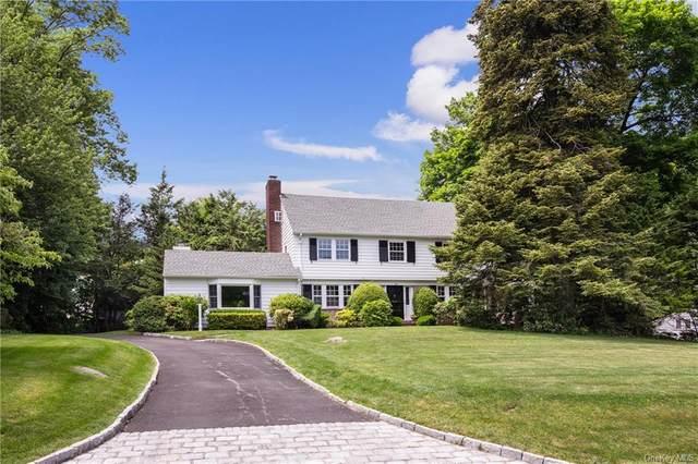 57 Woods Lane, Scarsdale, NY 10583 (MLS #H6123569) :: Carollo Real Estate