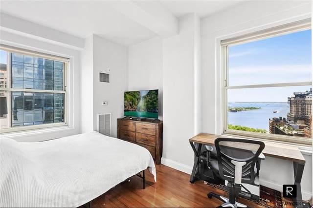 88 Greenwich Street #3305, New York, NY 10006 (MLS #H6123983) :: Goldstar Premier Properties