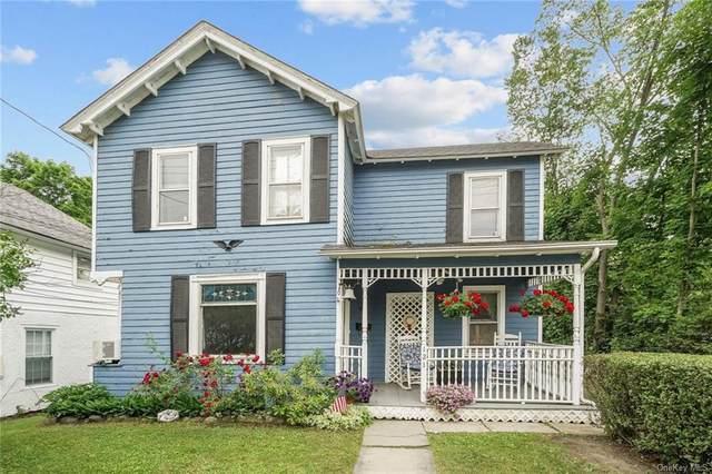 121 Sullivan Street, Wurtsboro, NY 12790 (MLS #H6124154) :: Nicole Burke, MBA   Charles Rutenberg Realty
