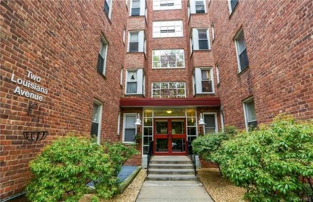 2 Louisiana Avenue 2G, Bronxville, NY 10708 (MLS #H6127796) :: Carollo Real Estate