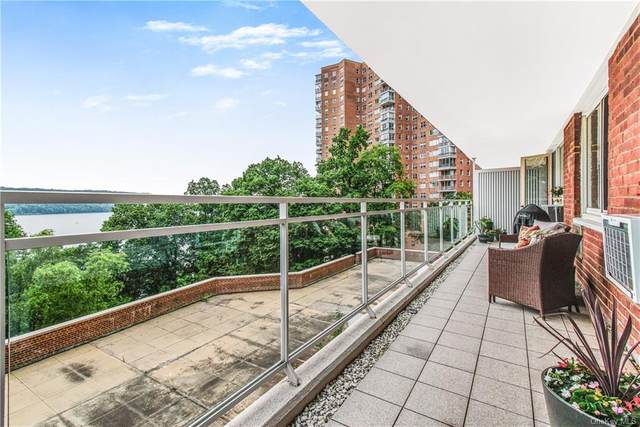 2575 Palisade Avenue 3DE, Bronx, NY 10463 (MLS #H6127914) :: Laurie Savino Realtor