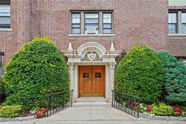 42 W Pondfield Road 3C, Bronxville, NY 10708 (MLS #H6134582) :: Laurie Savino Realtor