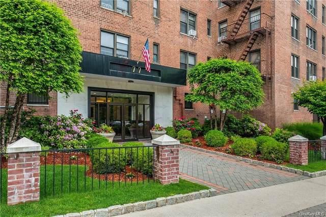 77 Bronx River Road 5E, Yonkers, NY 10704 (MLS #H6135523) :: Laurie Savino Realtor