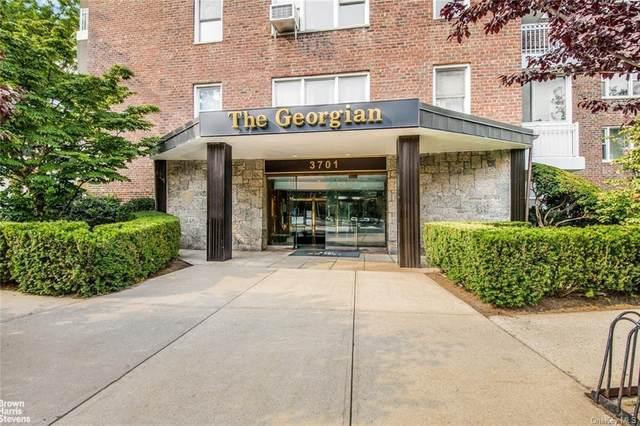 3701 Henry Hudson Parkway 5B, Bronx, NY 10463 (MLS #H6136270) :: Laurie Savino Realtor