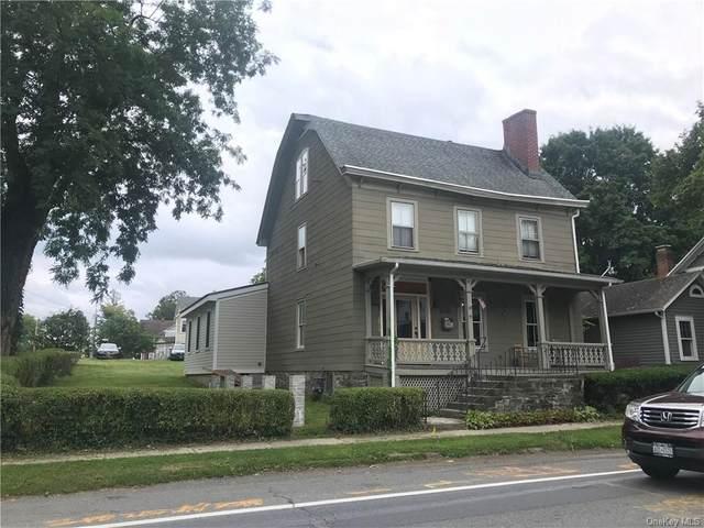 55 Union Street, Montgomery, NY 12549 (MLS #H6136288) :: The McGovern Caplicki Team