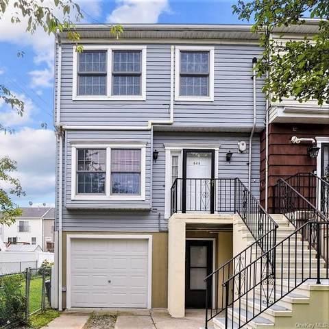 649 Minnieford Avenue, Bronx, NY 10464 (MLS #H6137820) :: Team Pagano