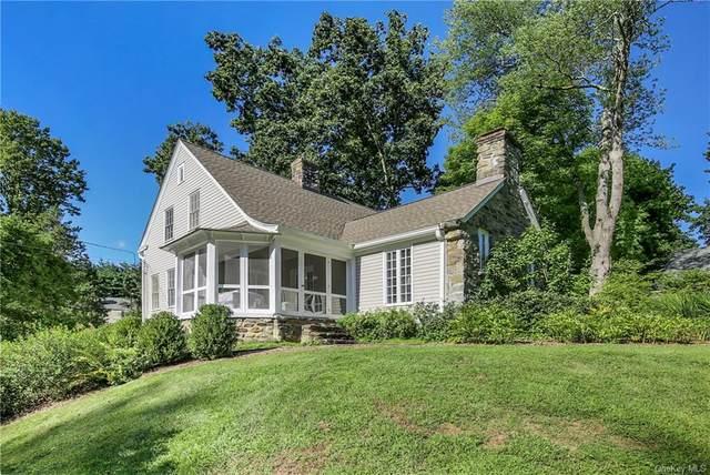 27 Gray Rock Lane, Chappaqua, NY 10514 (MLS #H6138525) :: Carollo Real Estate