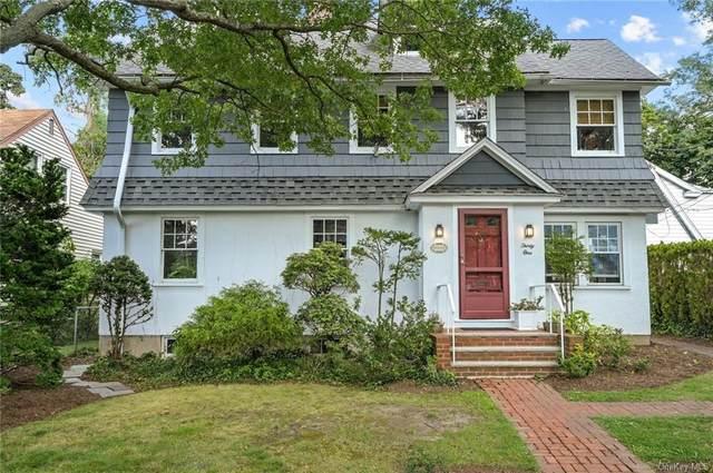 31 Mohican Pk Avenue, Dobbs Ferry, NY 10522 (MLS #H6140806) :: Carollo Real Estate