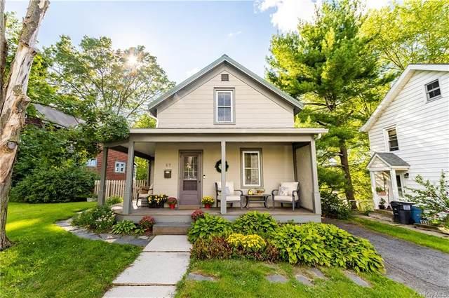 57 Church Street, New Paltz, NY 12561 (MLS #H6141122) :: McAteer & Will Estates | Keller Williams Real Estate