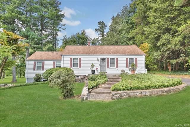 8 Rosehill Drive, Armonk, NY 10504 (MLS #H6141458) :: Goldstar Premier Properties