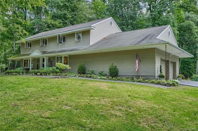 42 Woodside Drive, Warwick, NY 10990 (MLS #H6142574) :: Cronin & Company Real Estate