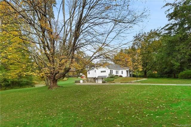 293 Upper Shad Road, Pound Ridge, NY 10576 (MLS #H6143511) :: Carollo Real Estate