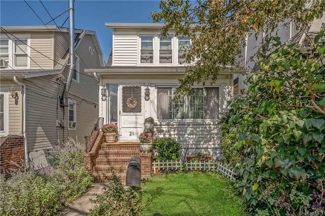21 Pell Place, Bronx, NY 10464 (MLS #H6143786) :: Team Pagano