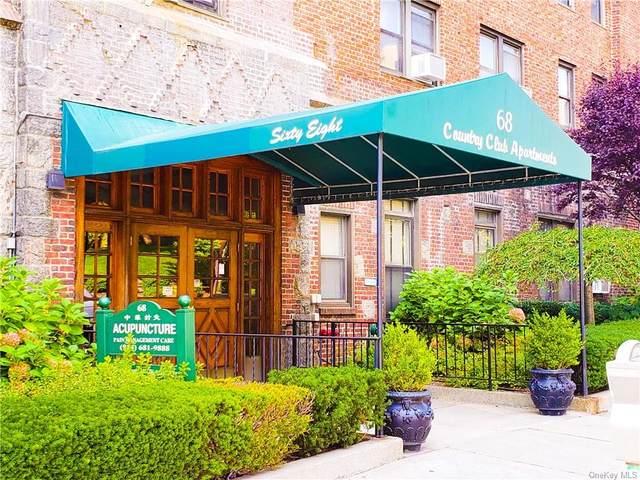 68 East Hartsdale Avenue 4F, Hartsdale, NY 10530 (MLS #H6144313) :: Corcoran Baer & McIntosh