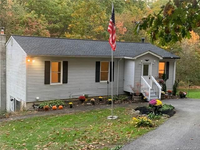 240 Huckleberry Turnpike, Wallkill, NY 12589 (MLS #H6144348) :: Carollo Real Estate