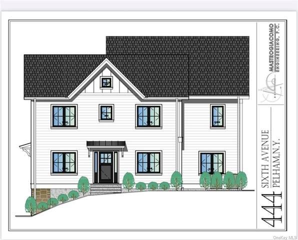 444 Sixth Avenue, Pelham, NY 10803 (MLS #H6144844) :: Kendall Group Real Estate   Keller Williams