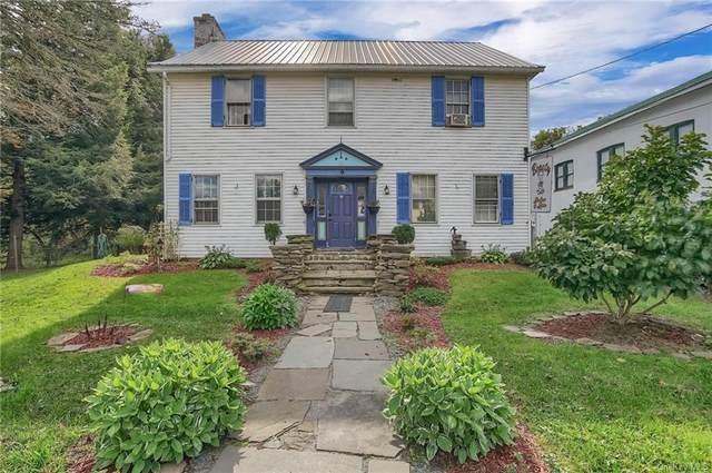 16 Pearl Street, Livingston Manor, NY 12758 (MLS #H6146173) :: Cronin & Company Real Estate