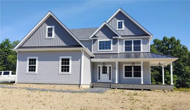 Lot #9 Bruyn Avenue, Pine Bush, NY 12566 (MLS #H6146751) :: Corcoran Baer & McIntosh