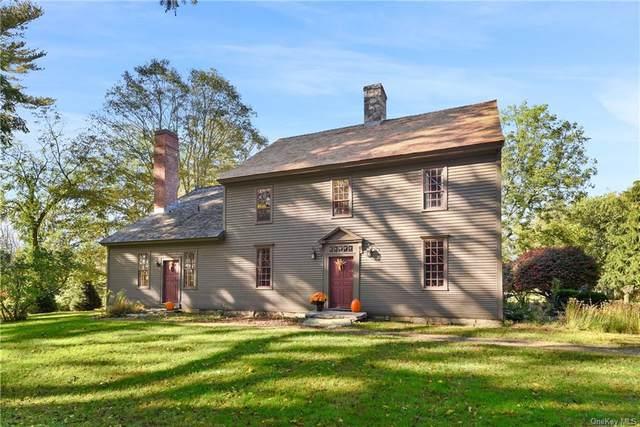 65 Benedict Road, South Salem, NY 10590 (MLS #H6146840) :: Mark Boyland Real Estate Team