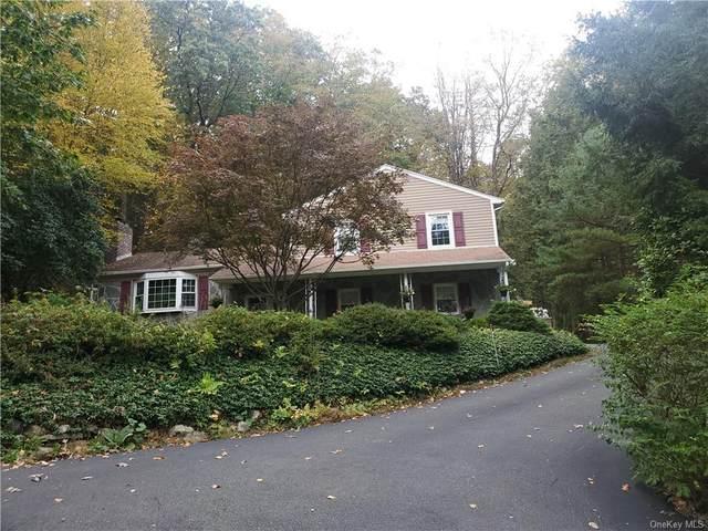 32 Nursery Road, Tuxedo Park, NY 10987 (MLS #H6146963) :: Cronin & Company Real Estate