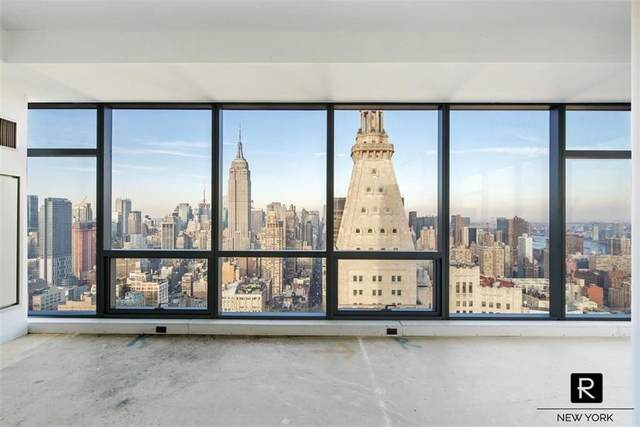 23 E 22nd Street Duplex-55, New York, NY 10010 (MLS #H6148988) :: Signature Premier Properties