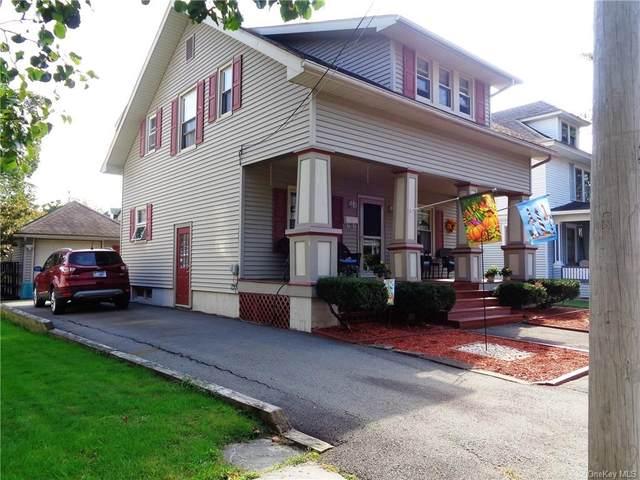 21 Sullivan Avenue, Port Jervis, NY 12771 (MLS #H6149463) :: Cronin & Company Real Estate