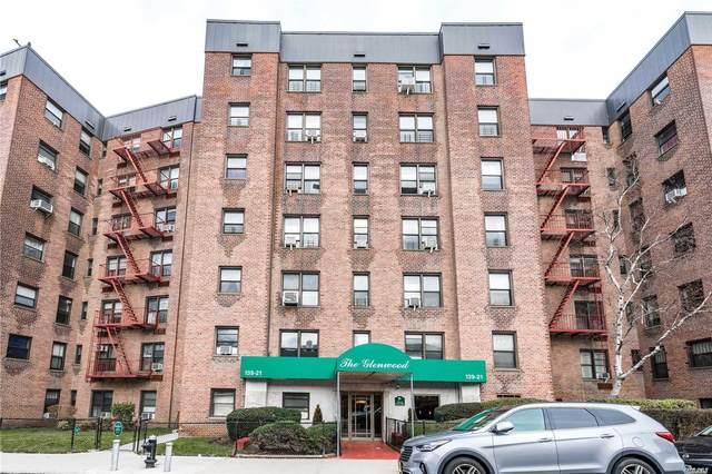 13921 85th Drive 4F, Briarwood, NY 11435 (MLS #3221354) :: Nicole Burke, MBA | Charles Rutenberg Realty