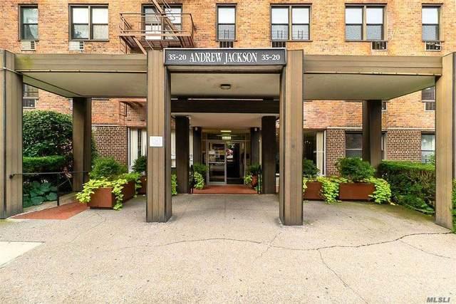 35-20 Leverich Street C445, Jackson Heights, NY 11372 (MLS #3255935) :: Nicole Burke, MBA   Charles Rutenberg Realty