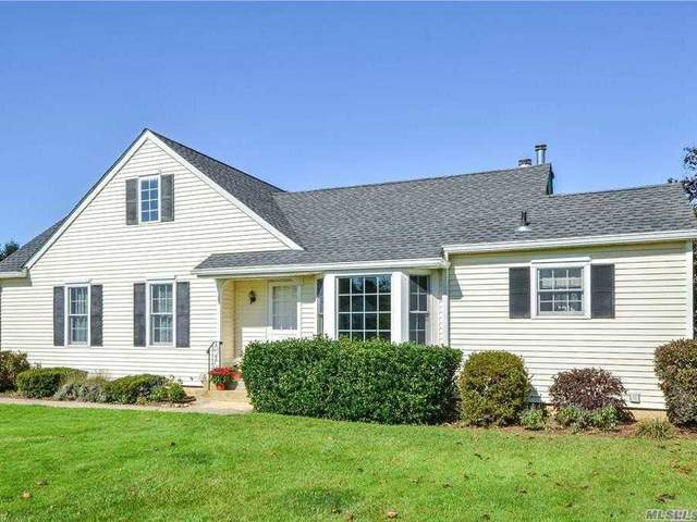 2555 Youngs Avenue 12A, Southold, NY 11971 (MLS #3262095) :: Nicole Burke, MBA | Charles Rutenberg Realty