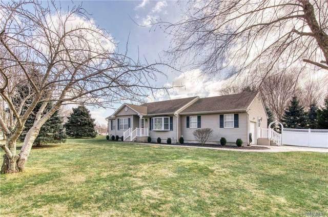 293 Baywood Drive, Baiting Hollow, NY 11933 (MLS #3283530) :: McAteer & Will Estates | Keller Williams Real Estate