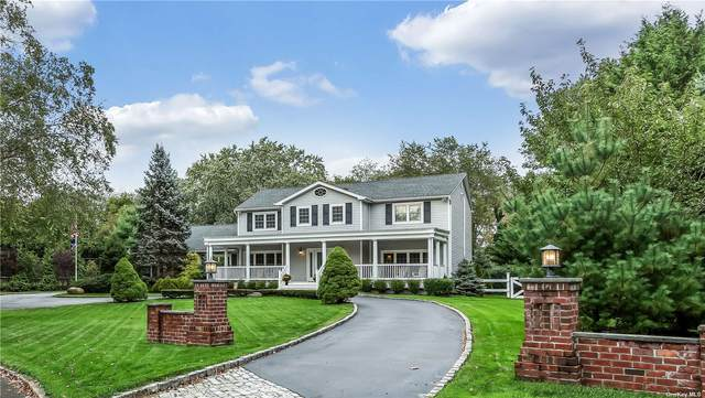 4 Rough Riders Court, Cold Spring Hrbr, NY 11724 (MLS #3290965) :: Keller Williams Points North - Team Galligan