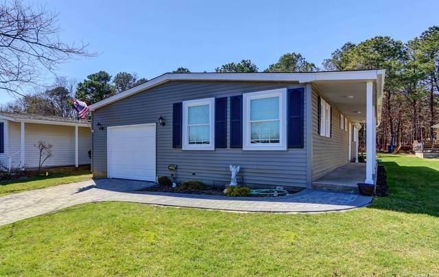 67 Village Cir W, Manorville, NY 11949 (MLS #3297113) :: Corcoran Baer & McIntosh