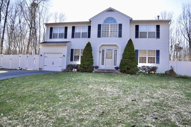 44 Florence Drive, Manorville, NY 11949 (MLS #3301113) :: Corcoran Baer & McIntosh