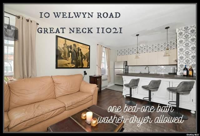 10 Welwyn Road 1-E, Great Neck, NY 11021 (MLS #3302724) :: Carollo Real Estate