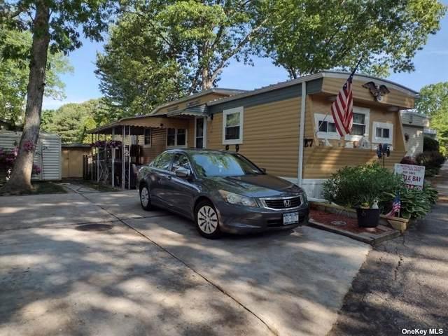658 - E7 Sound Avenue, Wading River, NY 11792 (MLS #3309027) :: Carollo Real Estate