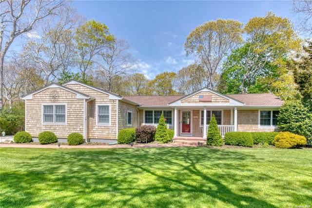 142 Brook Road, Westhampton Bch, NY 11978 (MLS #3310263) :: Carollo Real Estate