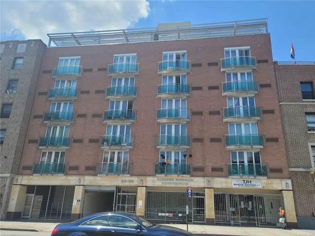 88-20 E Parsons Boulevard 2  H, Jamaica, NY 11432 (MLS #3320123) :: Goldstar Premier Properties