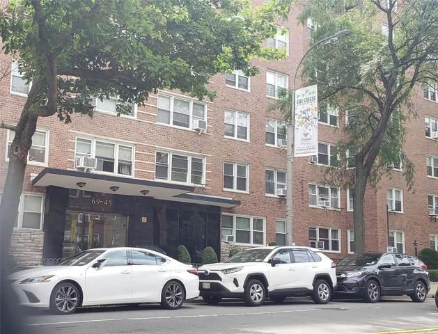69-45 108th Street 3J, Forest Hills, NY 11375 (MLS #3320148) :: Barbara Carter Team