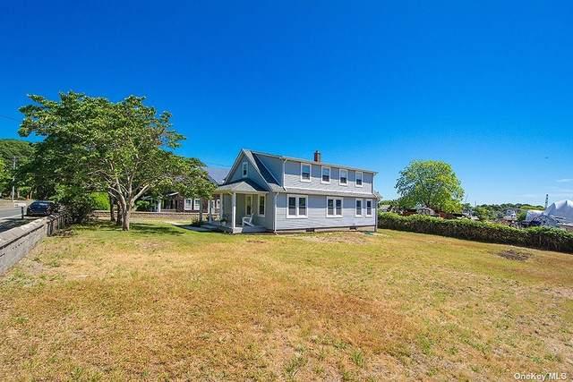 52 Newtown Road, Hampton Bays, NY 11946 (MLS #3323466) :: Kendall Group Real Estate | Keller Williams